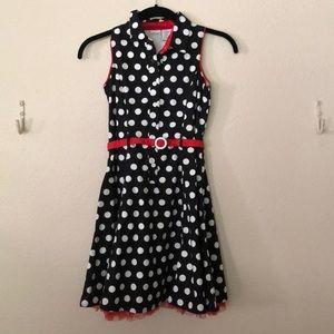 Dresses & Skirts - Polka dot dress!